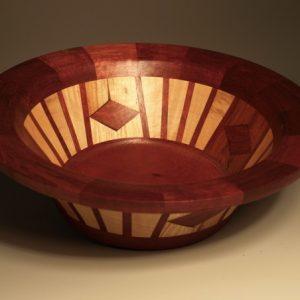 #5135 Segmented Bowl 11_x4_