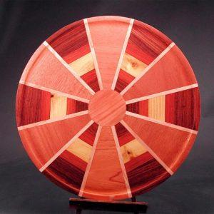 #62 Segmented Platter, Small