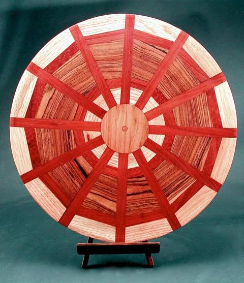 #63 Segmented Platter, Medium