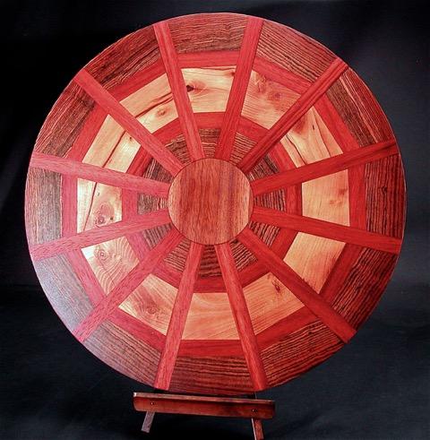#64 Segmented Platter, Large