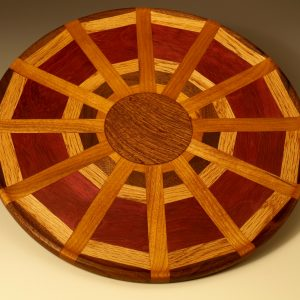 Oak, Purpleheart,Bloodwood,Black Walnut,Brazilian Cherry